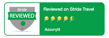 Azzurytt tours - Romania | Stride reviewed
